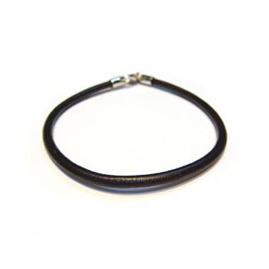"""Bracelet cuir pour """"european beads"""""""