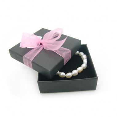 Bracelet en perles biwa