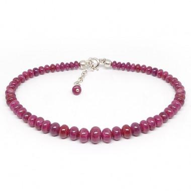 Bracelets en rubis TOP QUALITÉ