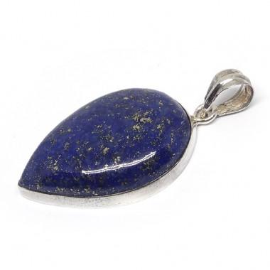 Lapis lazuli, Pendentif sur argent 925