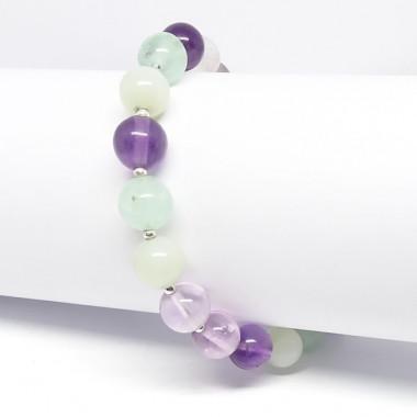 Fluorite, bracelet