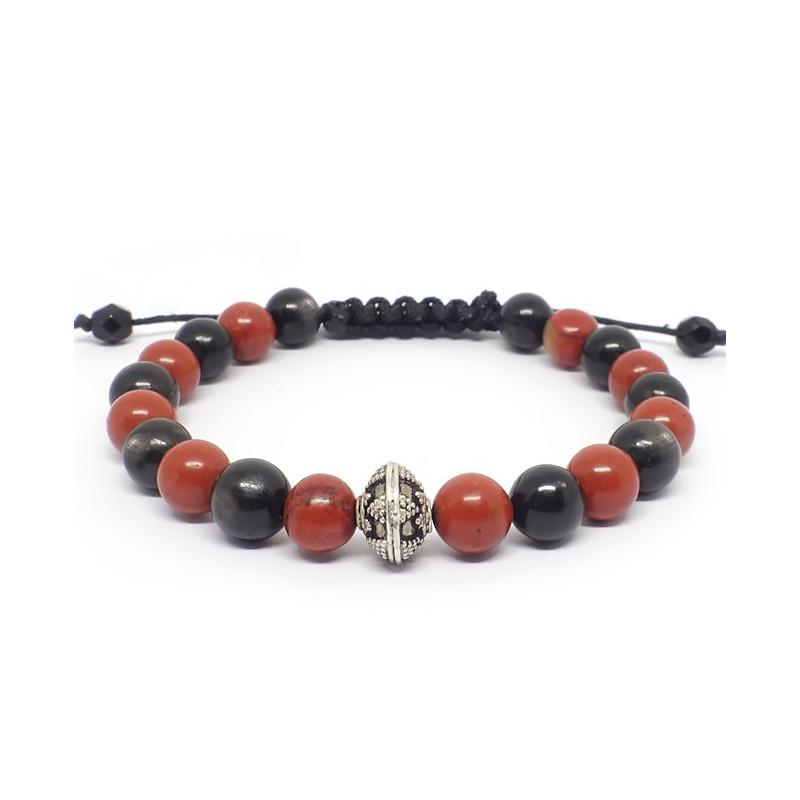 100 PIERRE - Bracelet pour homme - Qualité et prix