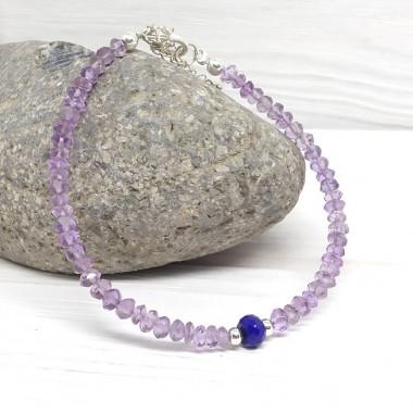 L'améthyste est une pierre très populaire en tant que cristal purifiant
