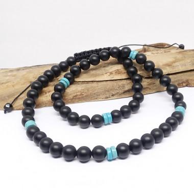 Tourmaline, Bracelet création