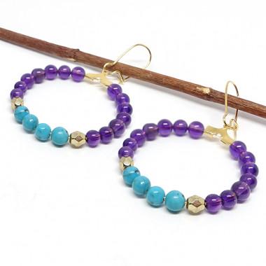 7 chakras, Bracelet sur cordon