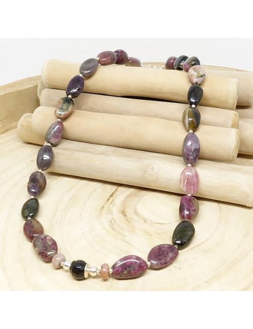Protection contre les éléments - Tourmaline noire et cristal de roche