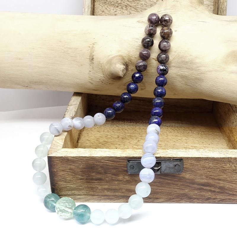 Développer votre créativité - Cornaline et pyrite