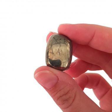 Pyrite, Taille M, Galet roulé