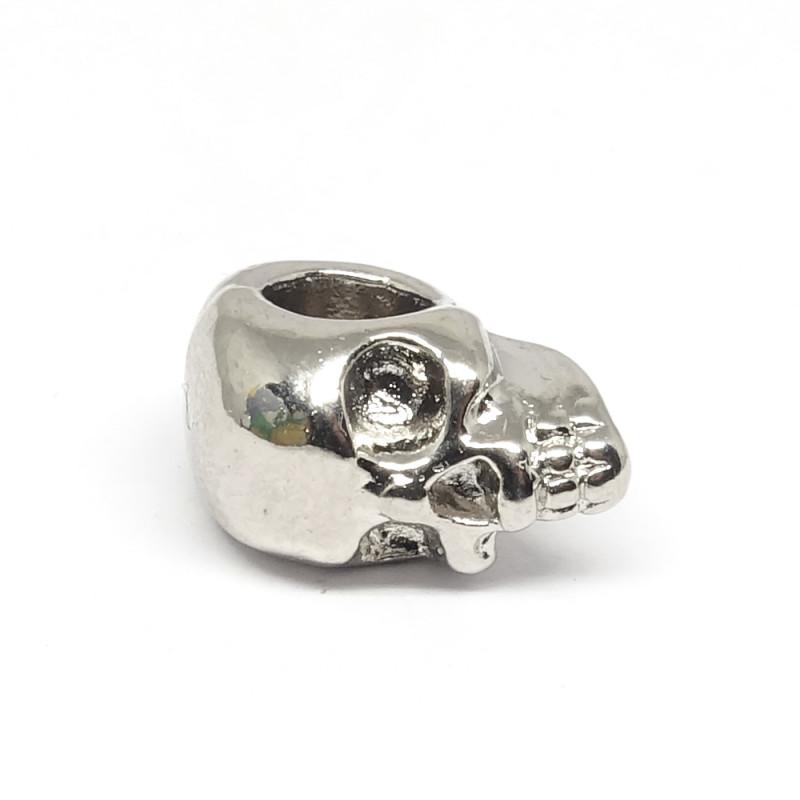 Oeil de taureau, sodalite, howlite, quartz rose et cristal de roche