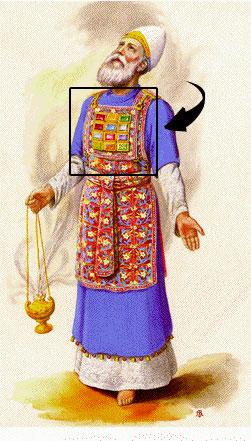 Pierre de naissance - Pectoral d'Aaron